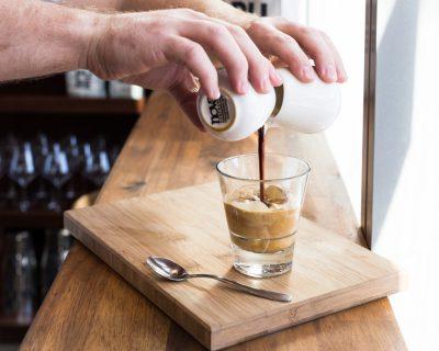 Shot for Veneziano Coffee